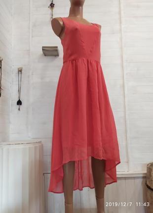 Платье праздничное,легкое и воздушное vero moda