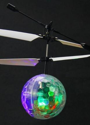 Вертушка монолет с подсветкой лучший подарок для ребенка