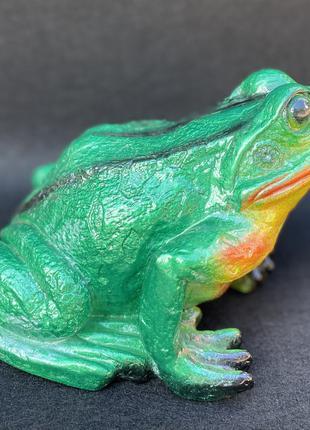 Садовая фигура «Жаба»