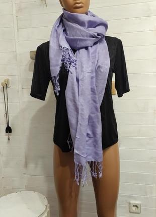 Шикарный шарф,пашмина тепленькая