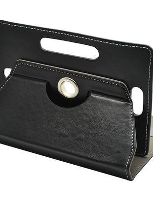 Универсальный чехол для планшета поворотный 7 дюймов Черный