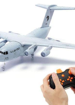 Самолет на радио управлении, Боинг транспортер с гироскопом