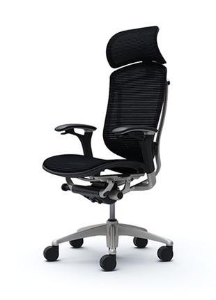 Кресло CONTESSA  BLACK Матовая Рама