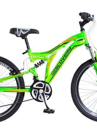 """Подростковый горный велосипед 24"""""""