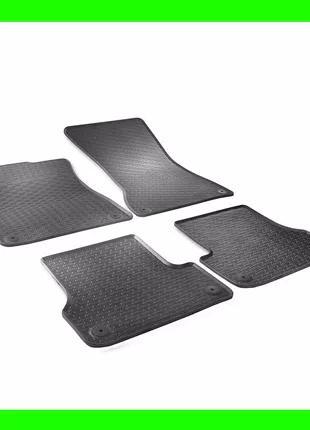 Коврики GEYER & HOSAJA комплект в салон черный для Audi A6 C7. До