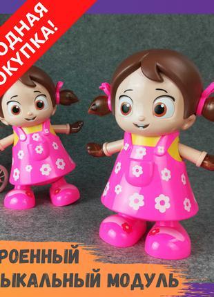 Танцующая музыкальная девочка-робот YJ-3013 / Принцесса игрушка