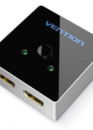 Сплиттер Vention HDMI 2.0 переключатель Upgraded version 4K 60...