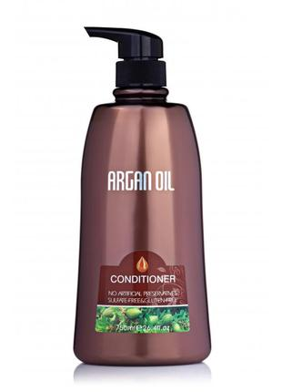 Кондиционер для волос с аргановым маслом Bingo HairCosmetics oil