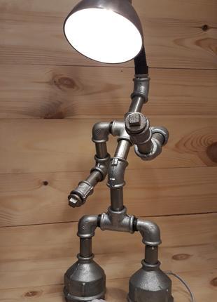 Светильник Настольная лампа Лофт Стимпанк Loft Steampunk PSML_030