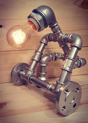 Светильник Настольная лампа Лофт Стимпанк Loft Steampunk PSML 080