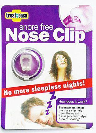 Устройство от храпа (антихрап) Nose Clip