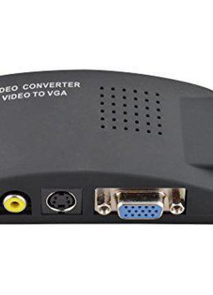 Конвертер AV на VGA