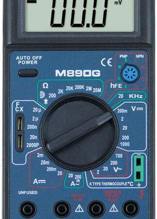 Мультиметр универсальный TS VS 890 G