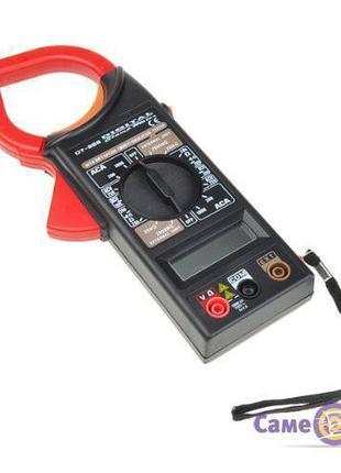Токовые клещи DT 266C мультиметр тестер