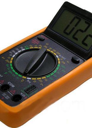 Мультиметр универсальный TS 9208 A (2 сорт)