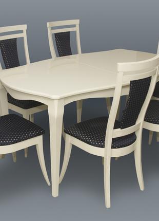 Стол и стулья \ Стіл та стільці \ Кухонный комплект