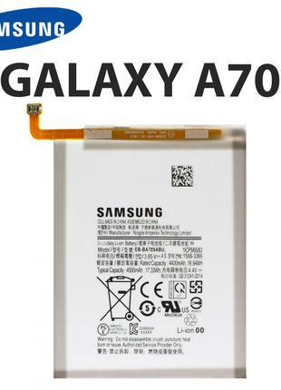 Аккумулятор Samsung Galaxy A70, батарея самсунг галакси а70