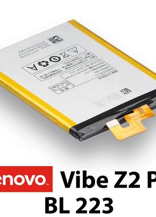 Аккумулятор Lenovo K920 Vibe Z2 Pro (BL223), батарея леново бл...
