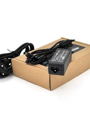 Блок живлення MERLION для ноутбука SAMSUNG 19V 2.1A (40 Вт) шт...