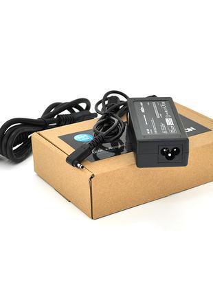 Блок живлення MERLION для ноутбука ASUS 19V 3.42A (65 Вт) штек...