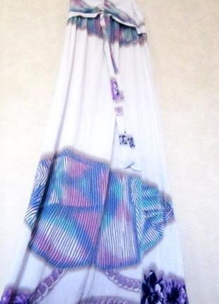 Красивое платье в пол. распродажа