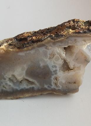 Агат кристалл