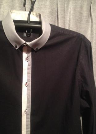 Коттоновая рубашка.353