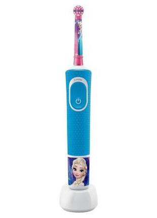 Электрическая зубная щетка BRAUN Oral-B D100.413.2K Frozen