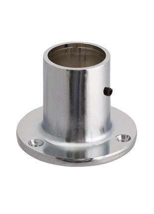 Фланец для трубы 25мм цинковый XG-026