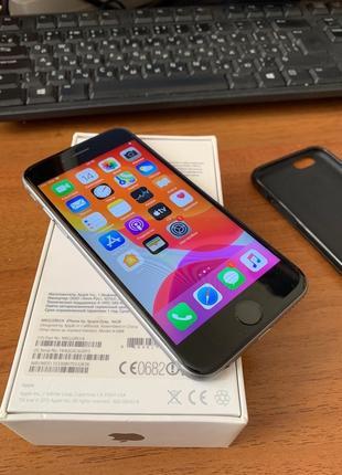 Продам iPhone 6s 64Gb Space Gray