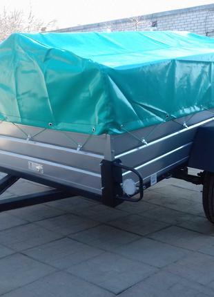 Прицеп Лев-1320 от производителя по доступной цене с гарантией...