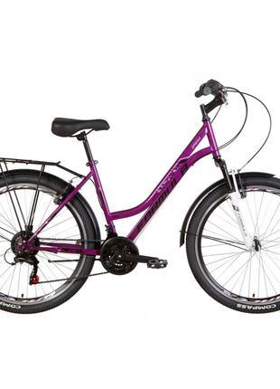"""Велосипед Formula 26"""" OMEGA AM Vbr рама-18"""" 2021 Purple (OPS-F..."""