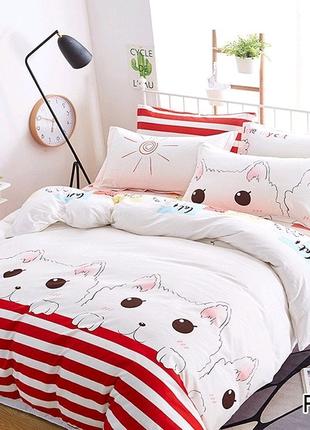Детское постельное белье из натуральной ткани