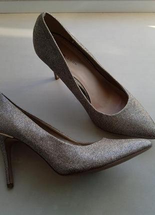 Шикарные гламурные туфельки