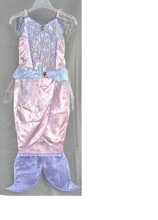 Карнавальное платье русалочка rubie's