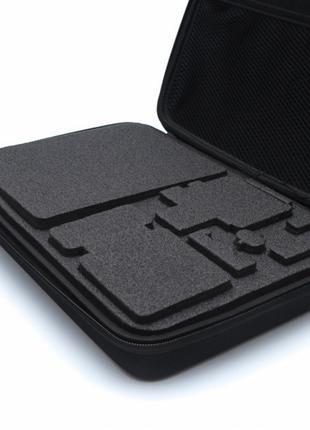 Кейс для хранения GoPro (Большой) AC Prof черный XTGP110