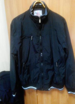 Мужская куртка (Ветровка)