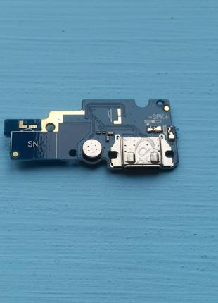 Шлейф для Asus ZenFone Go (ZC500TG),коннектора зарядки,микрофо...