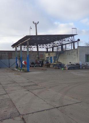 """Производственно-складская база. Одесса, р-н промрынка """"7-й км"""""""