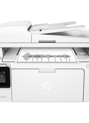 Лазерное МФУ А4 (принтер, копир, сканер, факс) HP LaserJet Pro...
