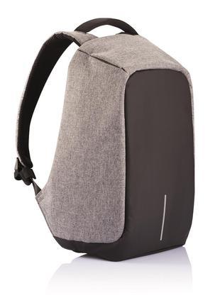 Городской рюкзак антивор под ноутбук Бобби Bobby с USB / с защ...