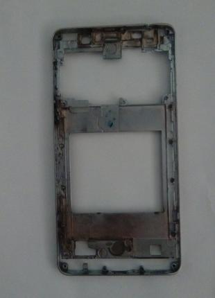 Середня частина ( рама ) Bravis A504 X500 Trace / Assistant AS-54