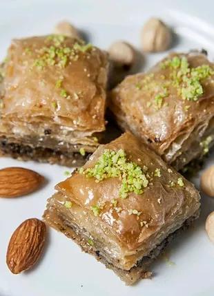 Пахлава баклава восточные сладости