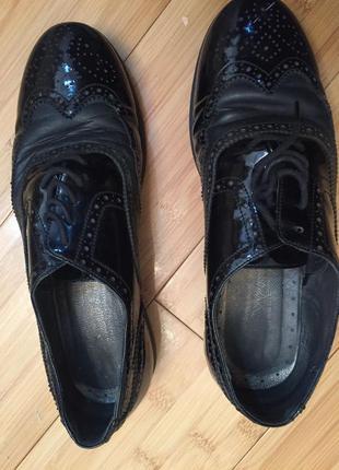 Туфли мужские димесезонные
