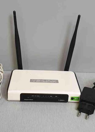 Сетевое оборудование Wi-Fi и Bluetooth Б/У Tp-Link TL-WR841N