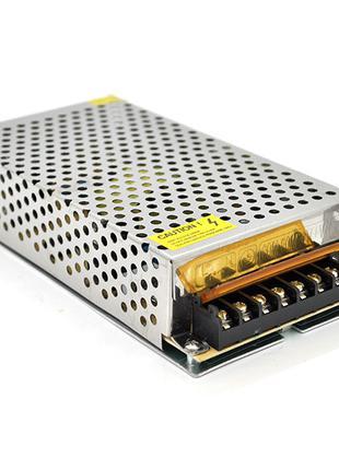 Импульсный блок питания 24В 10А (240Вт) перфорированный