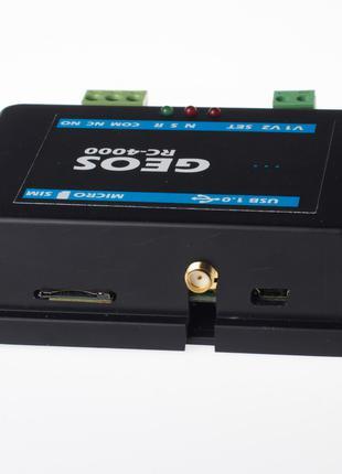 GSM контроллер RC-4000 (для управления шлагбаумом, воротами, з...