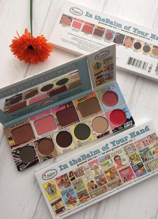 TheBalm In The Balm Of Your Hand Набор для макияжа