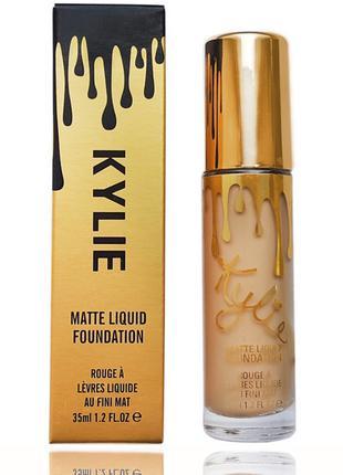 Тональный крем Kylie Jenner Matte Liquid Foundation