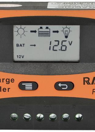 Контроллер для солнечной батареи Raggie Solar controler RG-501...